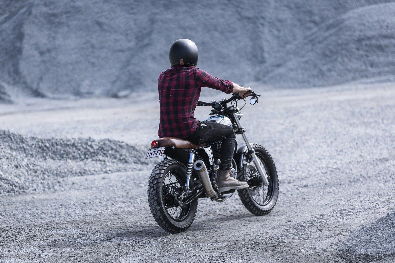 Gold COast Riders Scrambler Custom parts accessories