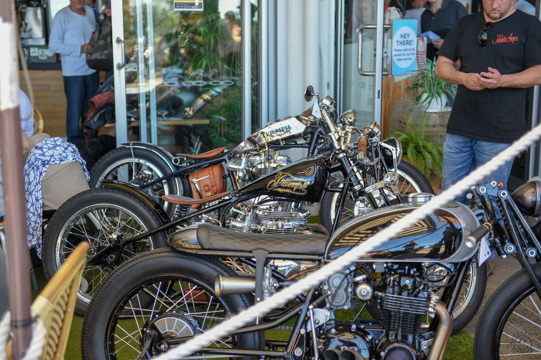 classic custom show bike