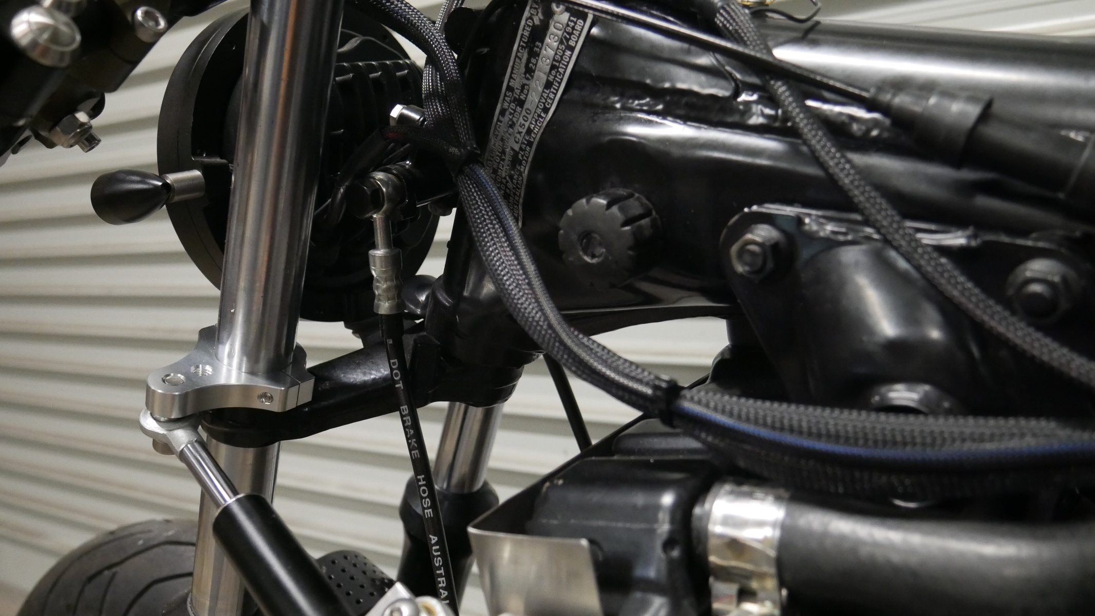 custom motorcycle wiring diagram