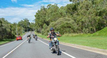 Custom riders club gold coast cafe racer