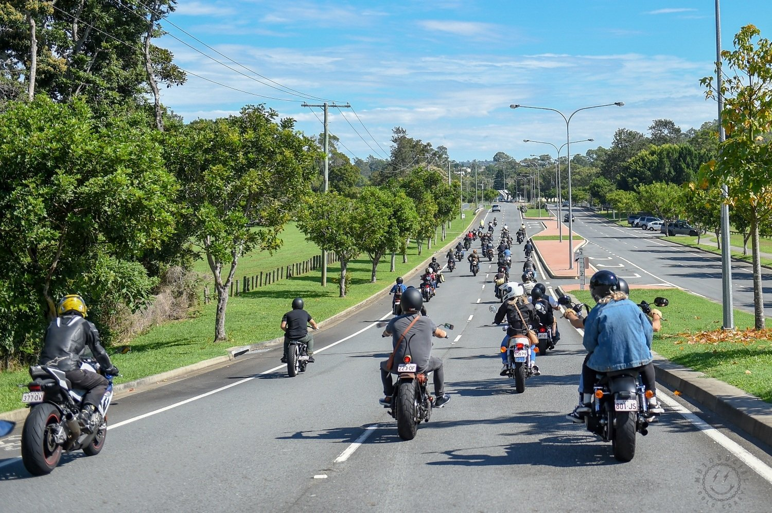 cafe racer riders gold coast