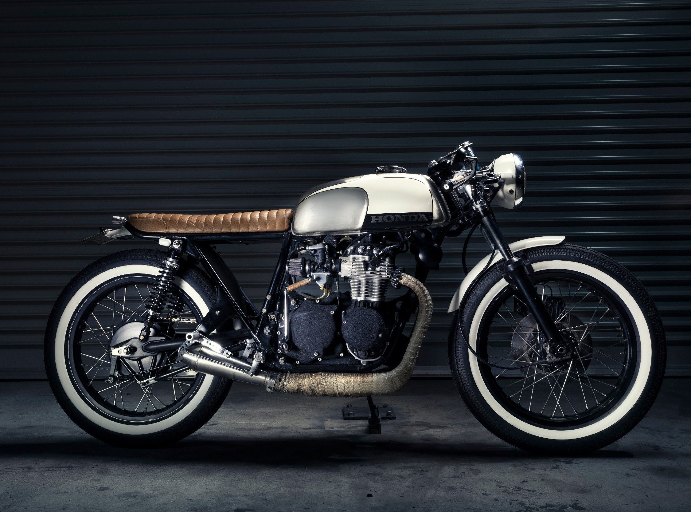 Honda CB350 Build