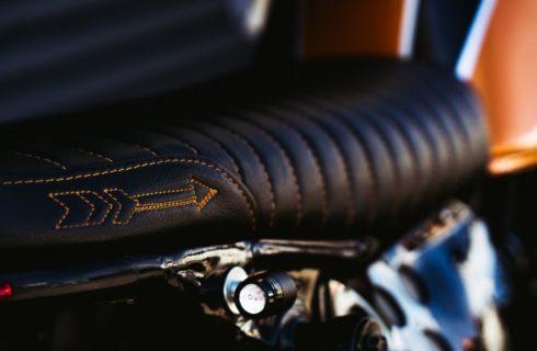 Honda CB750 custom seat brisbane