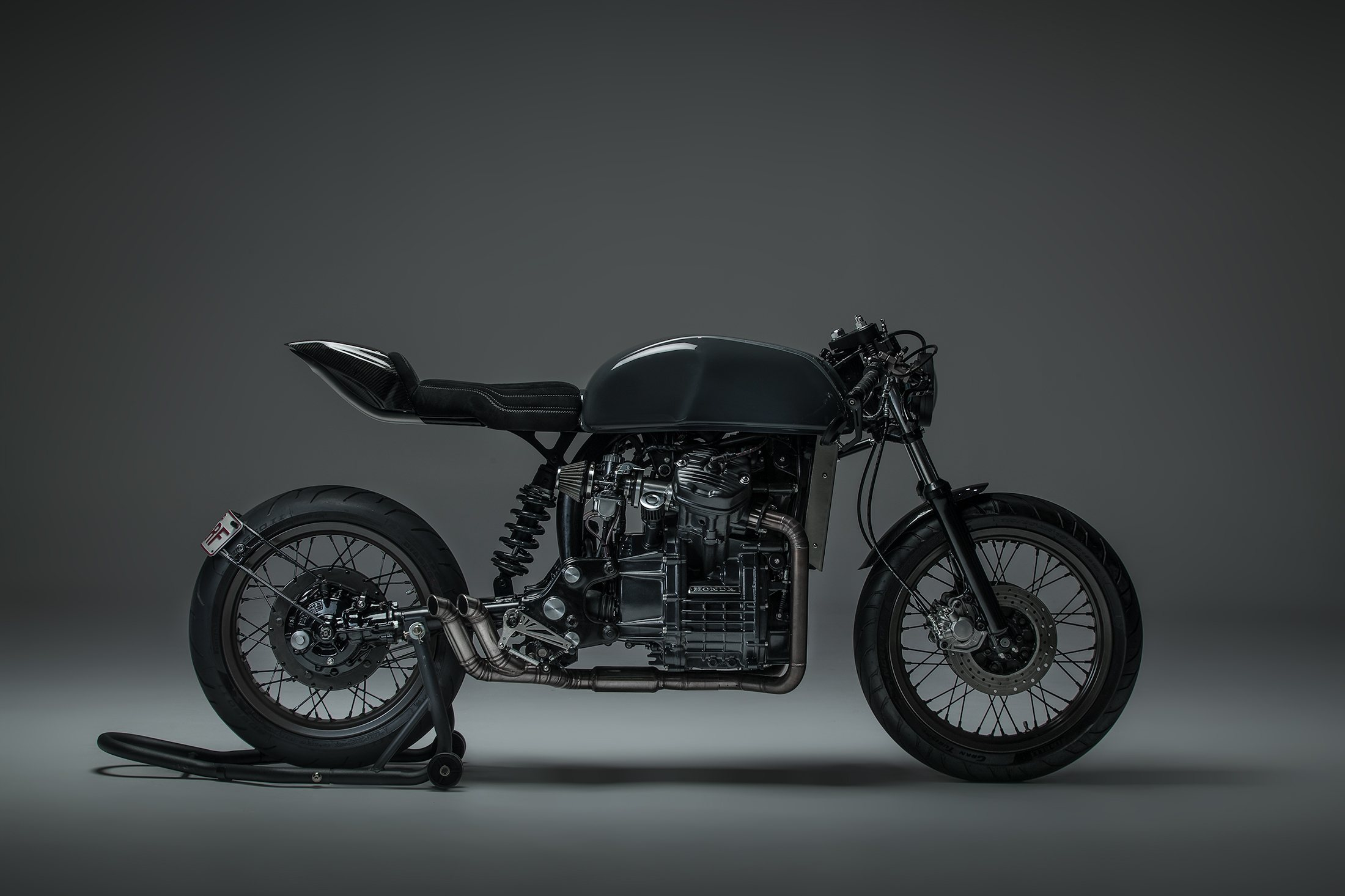 Cafe Racer Honda CX500 Custom