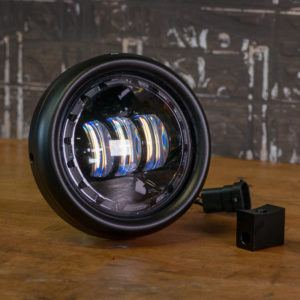 LED motorcycle headlight 4.5 inch
