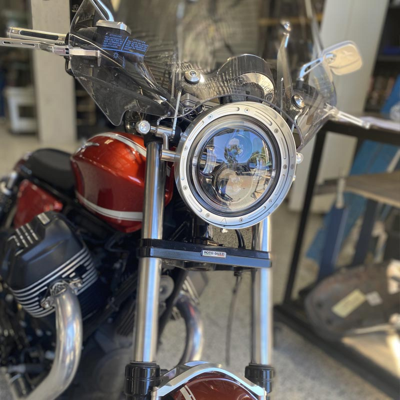 LED High Intensity Motorcycle Headlight