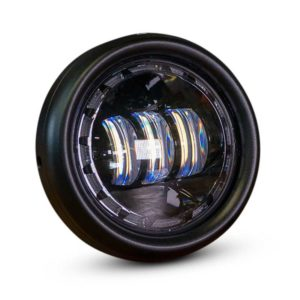 Small Classic Motorcycle LED Headlight