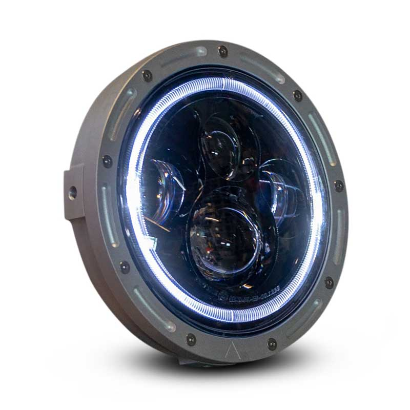 7 Inch Custom Motorcycle LED Headlight