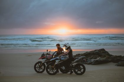 Gold COast Tourism motorcycle riders