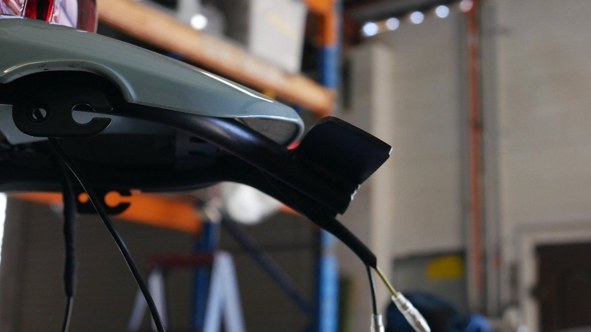 Ducati SCrambler Fender eliminator