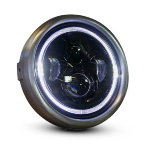 7 Inch Motorcycle Classic Style LED Headlight