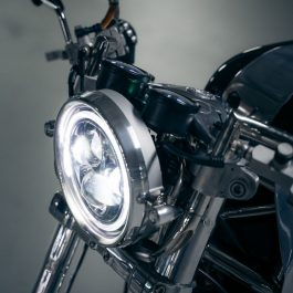 LED 7 inch Classic Motorcycle Headlight