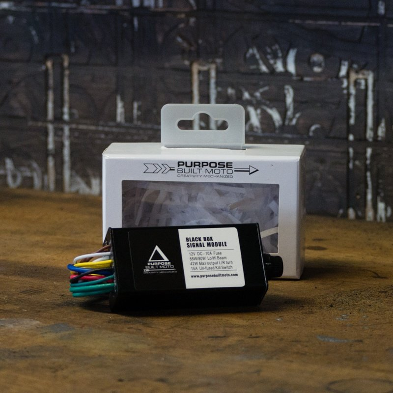 M unit alternative led flasher motorcycle electrics