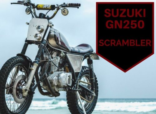 video overview of the suzuki scrambler build