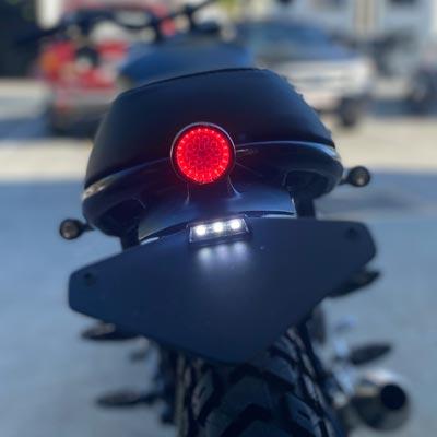 Motorcycle Brake Lights