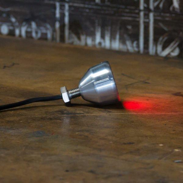 Bobber scrambler chopper brake light LED