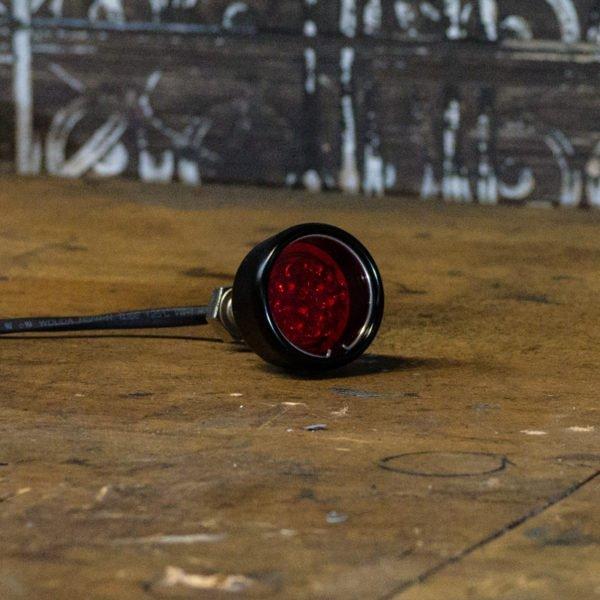 Custom LED brake light Cafe Racer chopper bobber