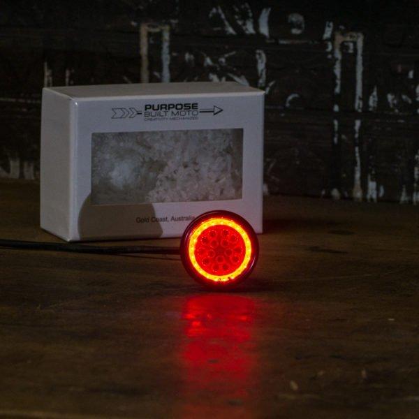 LED brake light Cafe Racer scrambler chopper bobber