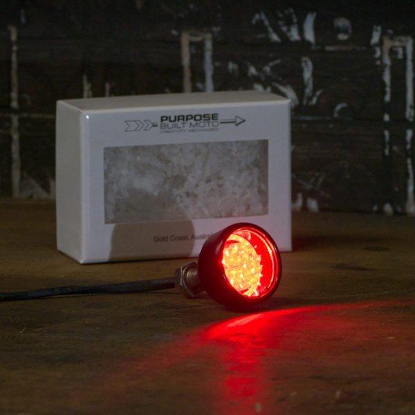 Mini Small LED brake light motorbike