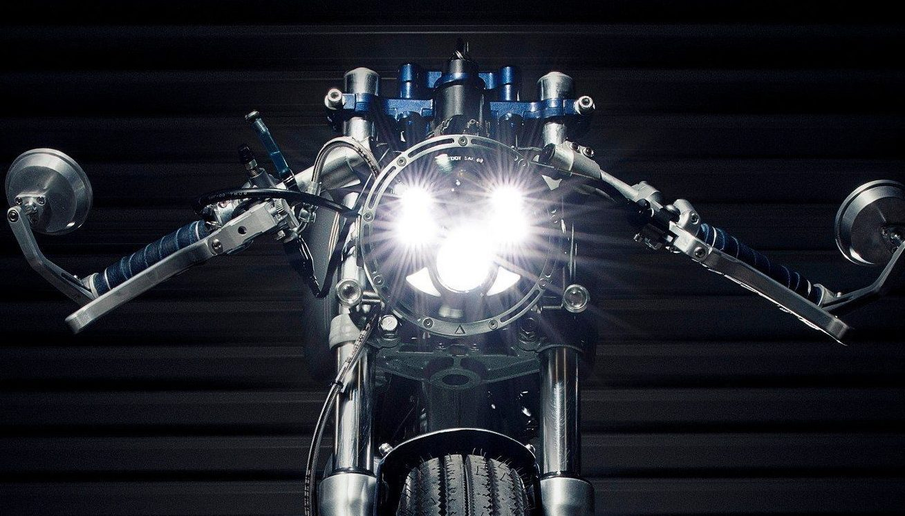 Purchase custom motorcycle headlights from our store