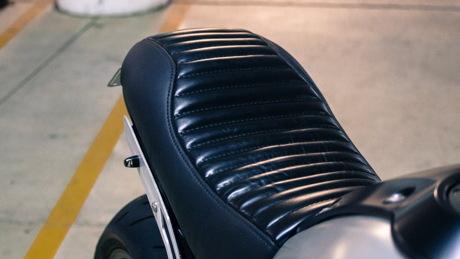 Cafe Racer seat XSR900 XSR700