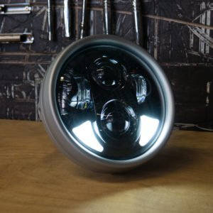 5 3/4 inch LED headlight
