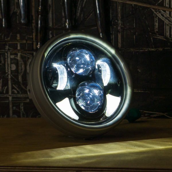 5.75 inch LED headlight motorbike chopper
