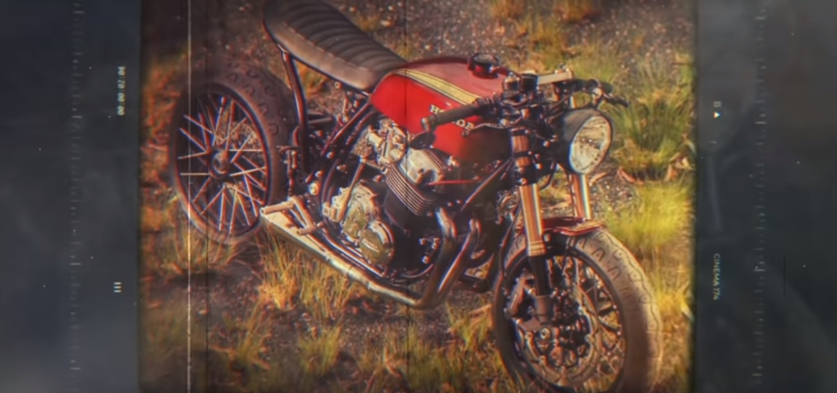 motorcycle documentary custom cafe racer