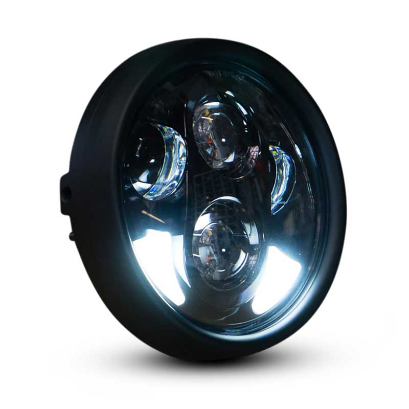 Flashpoint Classic LED Headlight 5.75