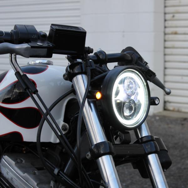 Harley Davidson Headlight