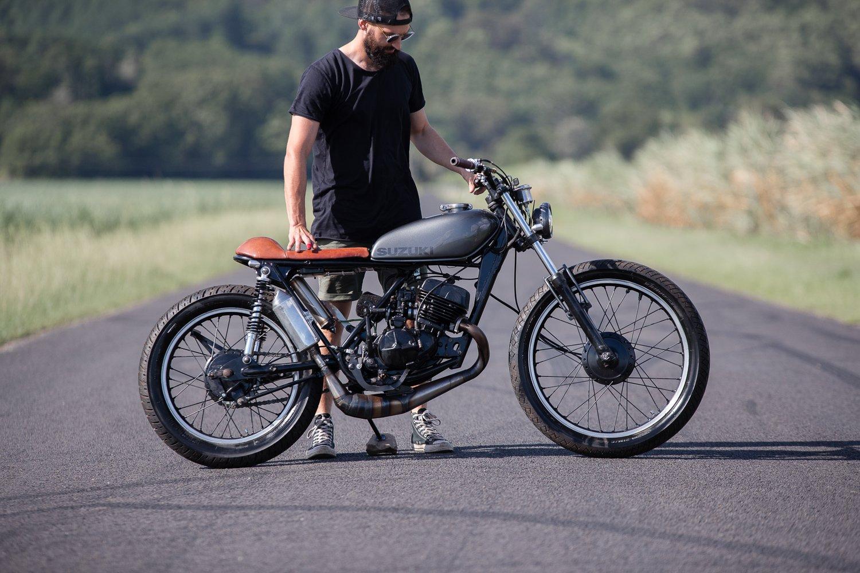 Custom bike gold coast
