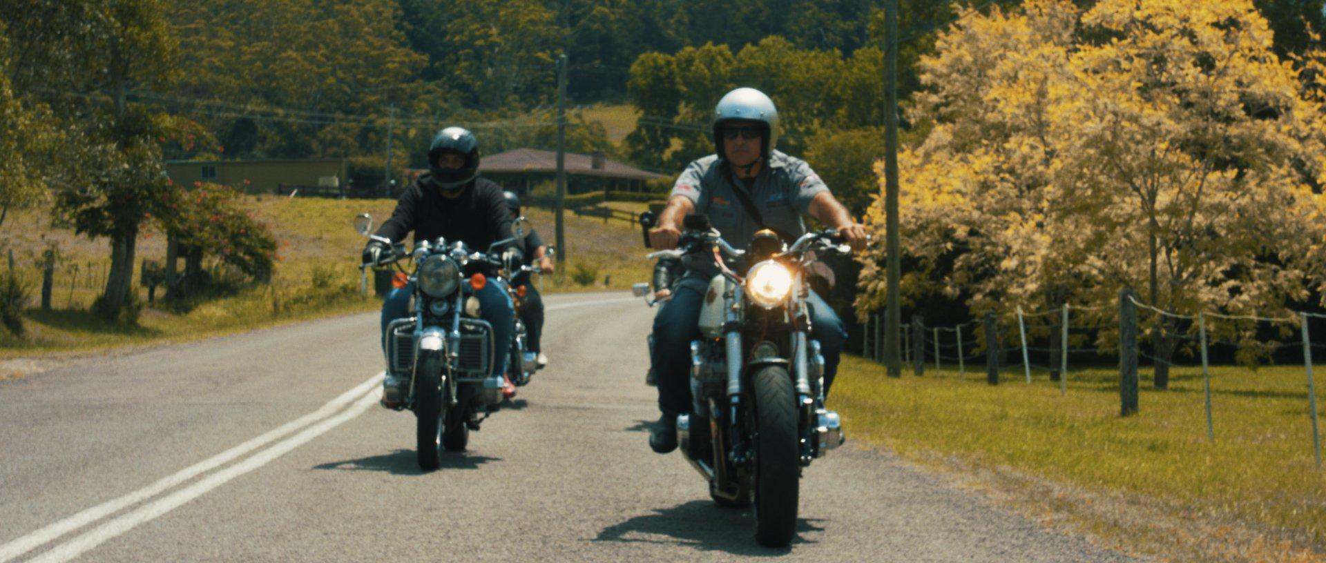 SDG moto bike documentary custom build
