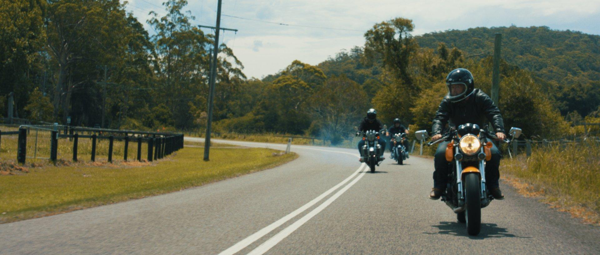 SDG moto custom bike documentary