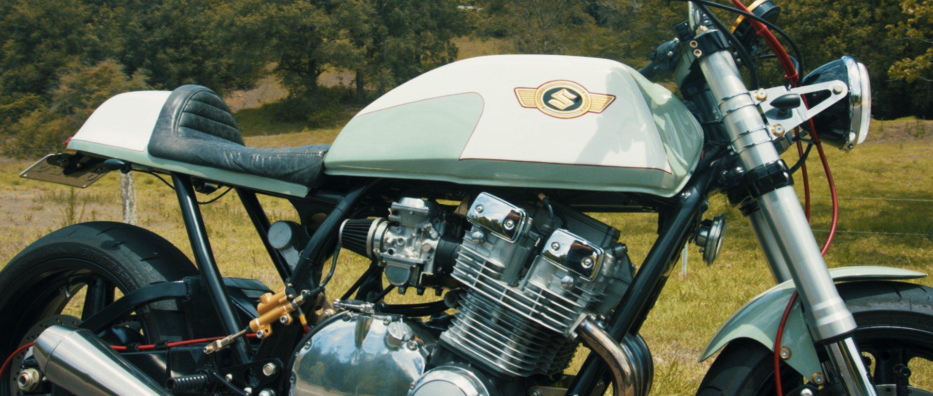 SDG moto motorcycle documentary