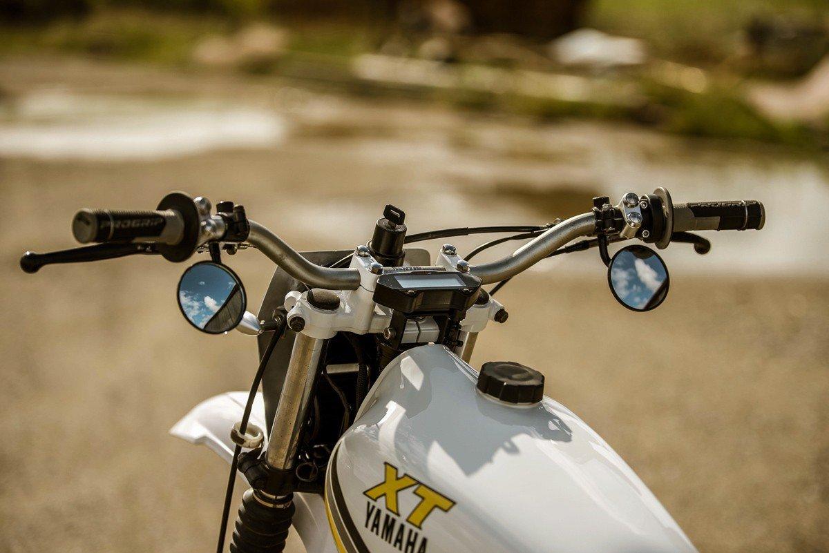 Custom motorcycle switches LED lights Australia