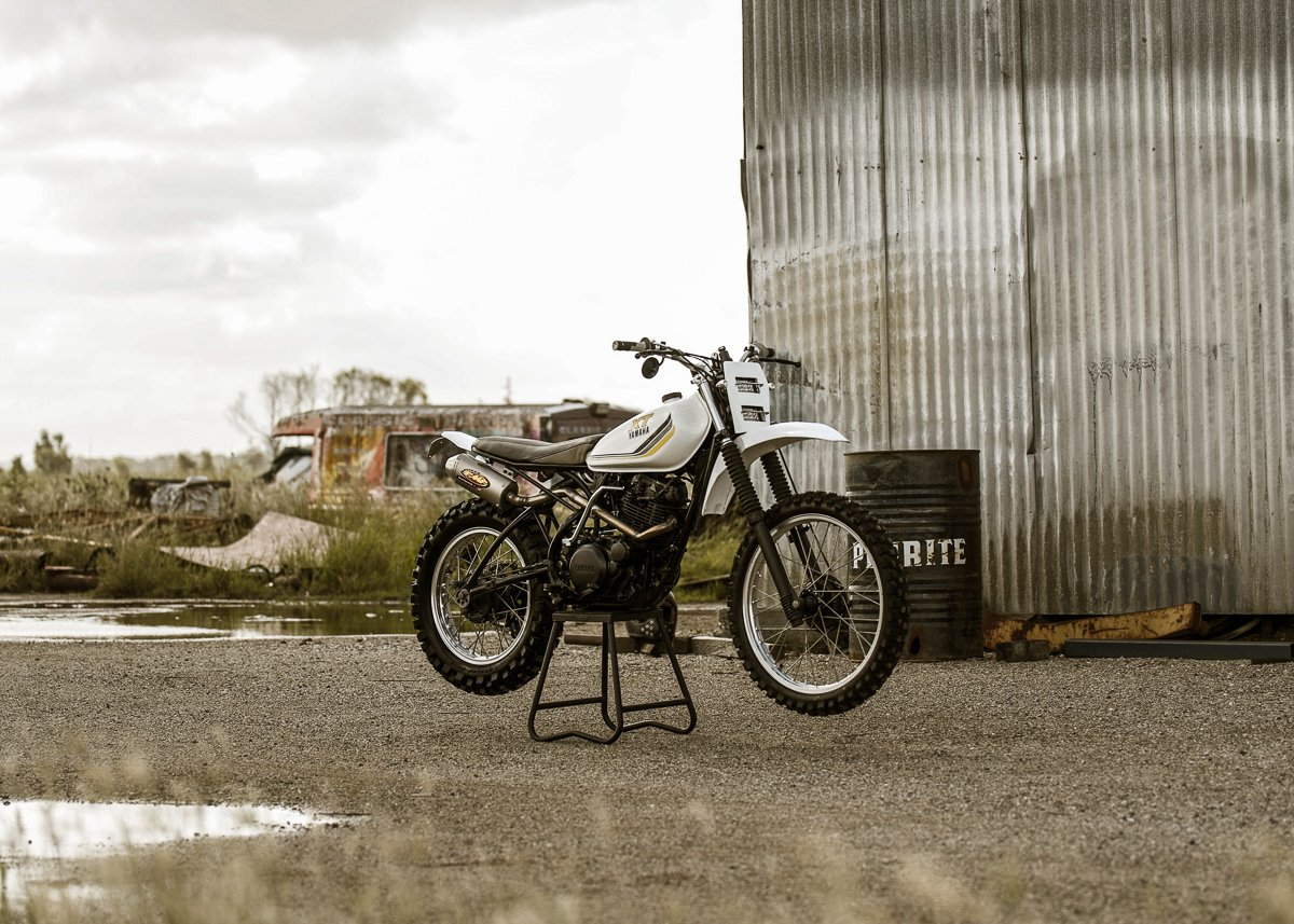 Scambler custom build Australia