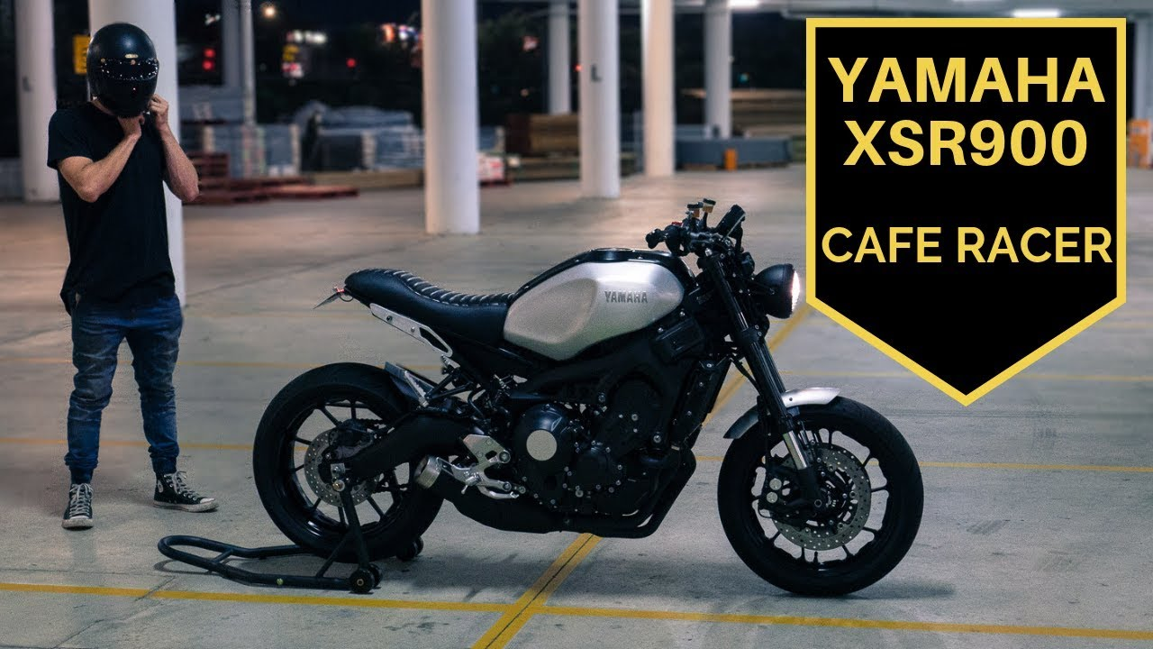 Yamaha XSR900 Cafe Racer - How to build it