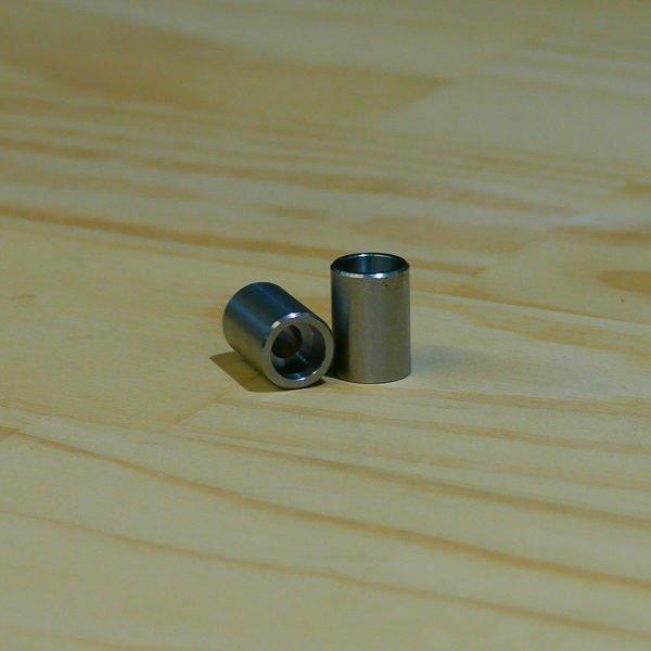 counterbore M6 allen key head bung 6mm metric weld on