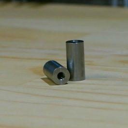 M6 stainless steel weld on bung fabrication slugs