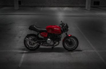 Ducati GT1000 Sport classic cafe racer