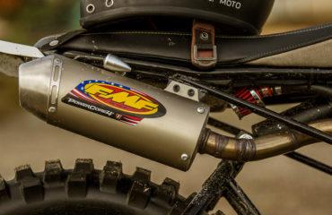 Yamaha scvrambler installing motorcycle LED lights blog