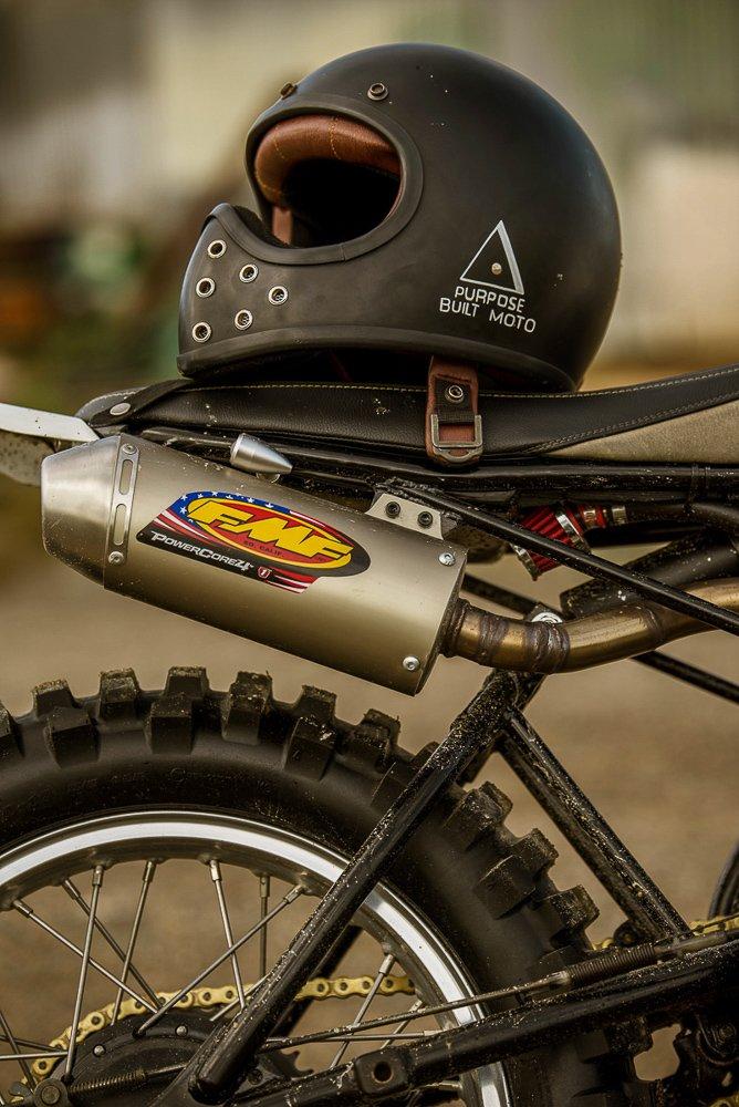 Yamaha scrambler installing motorcycle LED turn signals blog