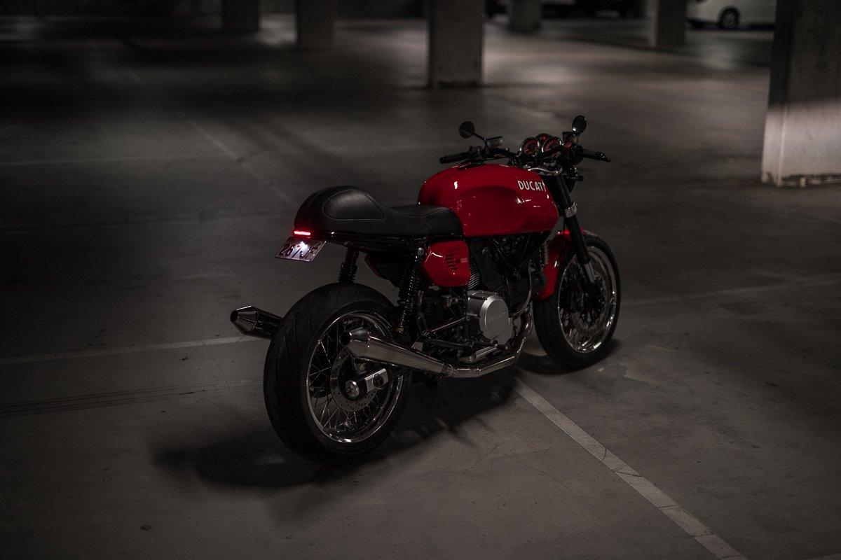 Ducati Tail Tidy Sport CLasic