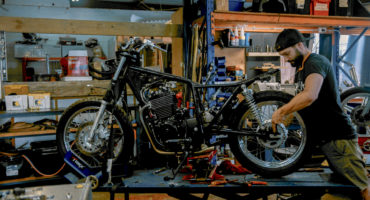 youtube build series 400cc scrambler