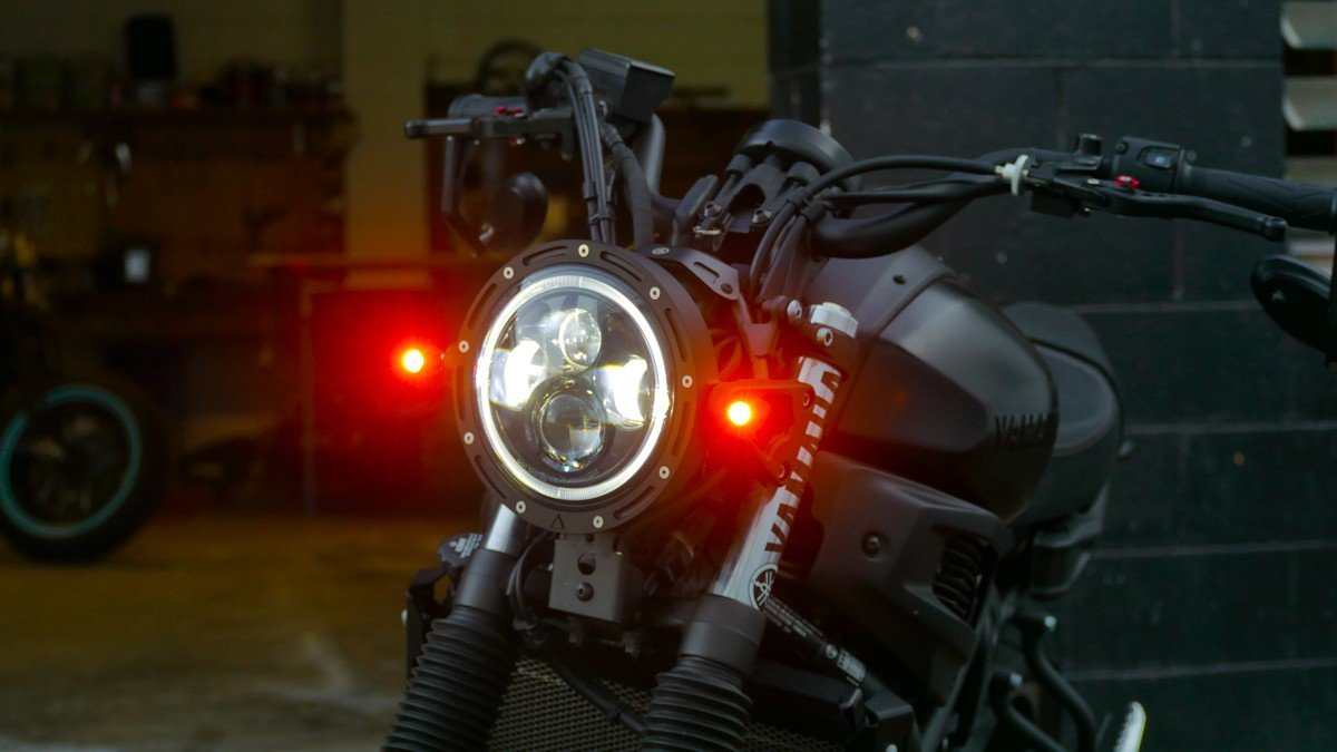 Motorcycle LED Indicators for XSR700 and XSR900