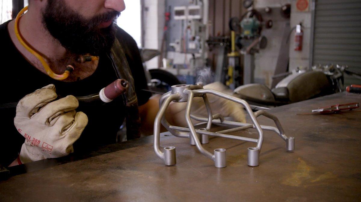 custom fabrication harley sportster gold coast