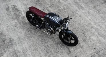 Honda CX500 Cafe Racer custom motorcycle brisbane gold coast