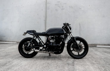 Cafe racer suzuki GS650 Purpose built moto