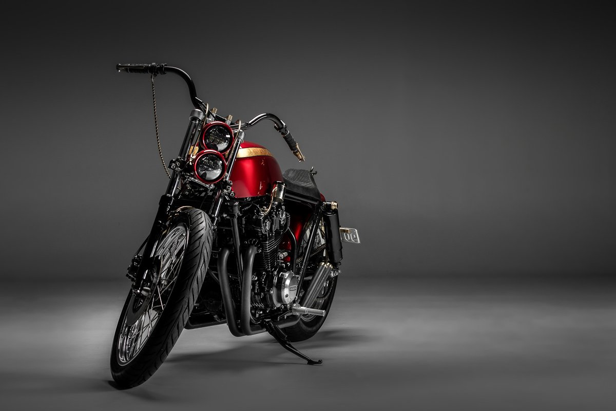 Purpose Built Moto Custom Motorcycle Projects