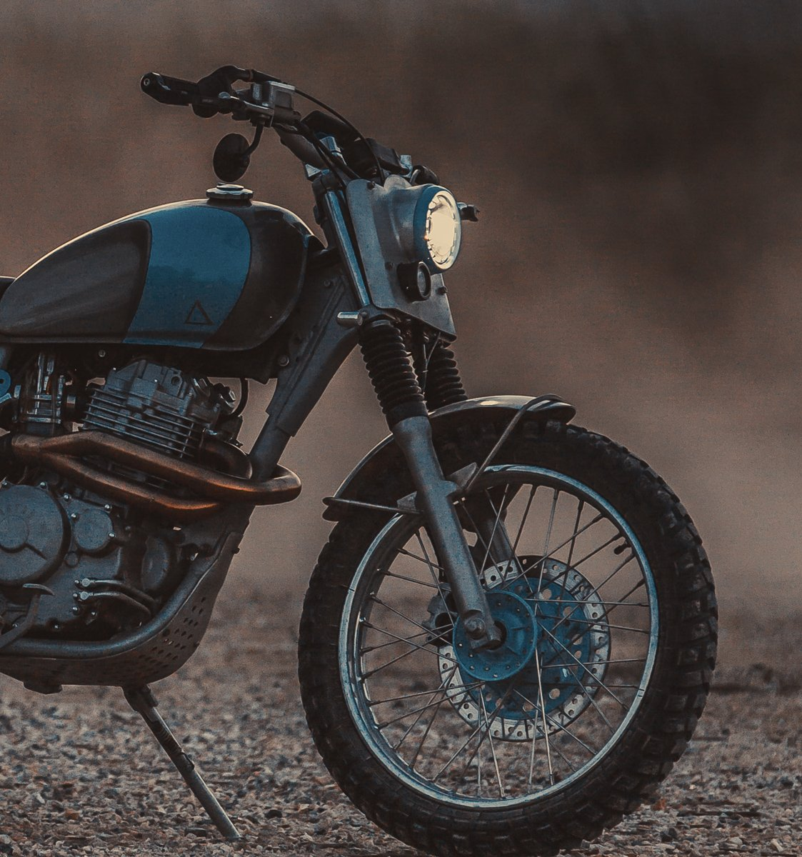 Purpose Built Moto Custom Motorcycle Projects - Wide Of The Mark
